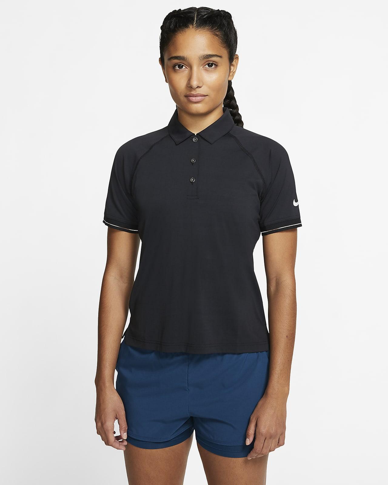 Polo da tennis NikeCourt - Donna