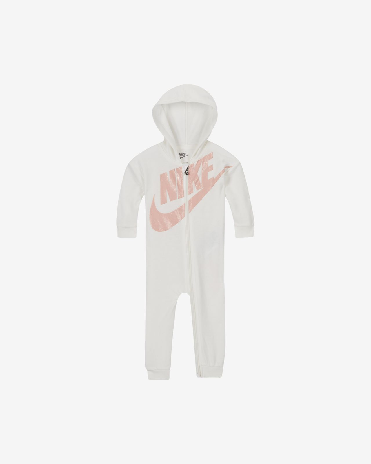 Nike Baby (0-9M) French Terry Hooded Coverall