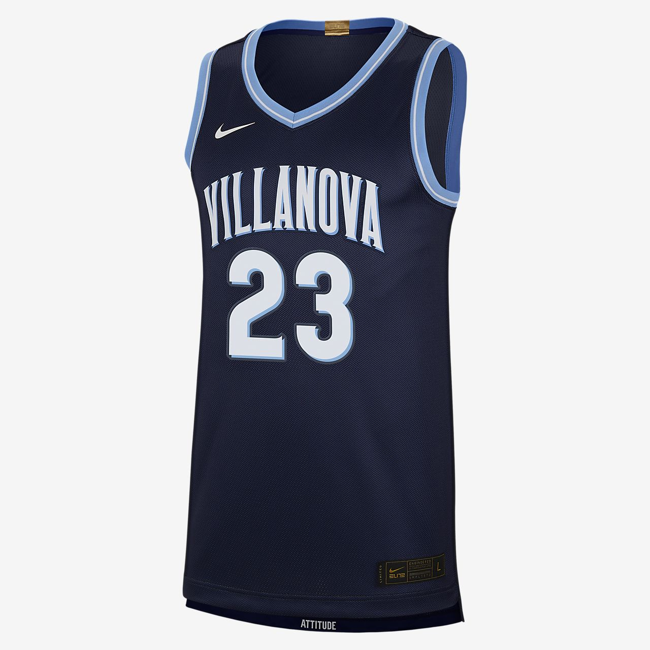 Nike College (Villanova) Men's Limited Basketball Jersey