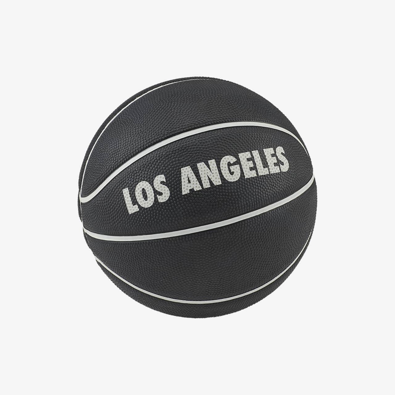 Balón de básquetbol (tamaño 3) Nike Skills Los Angeles