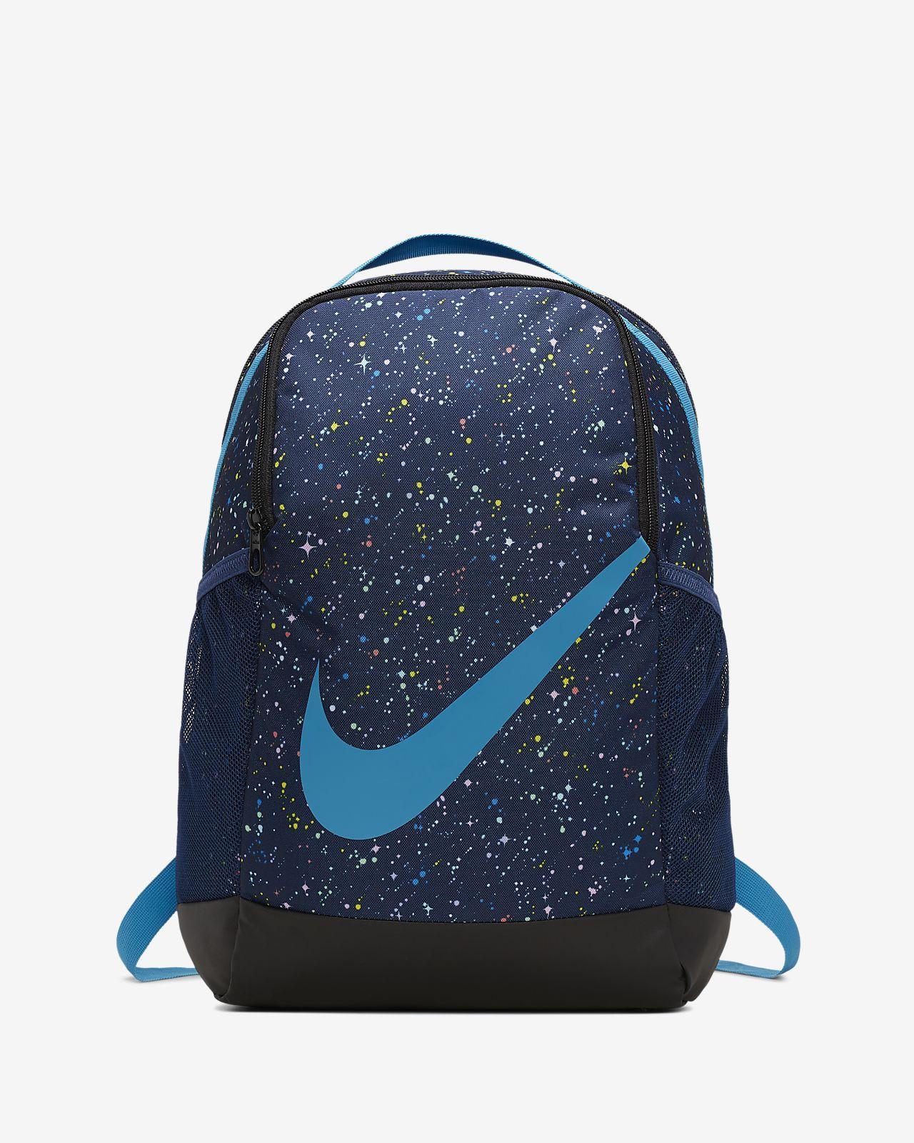 nike max air backpack blue