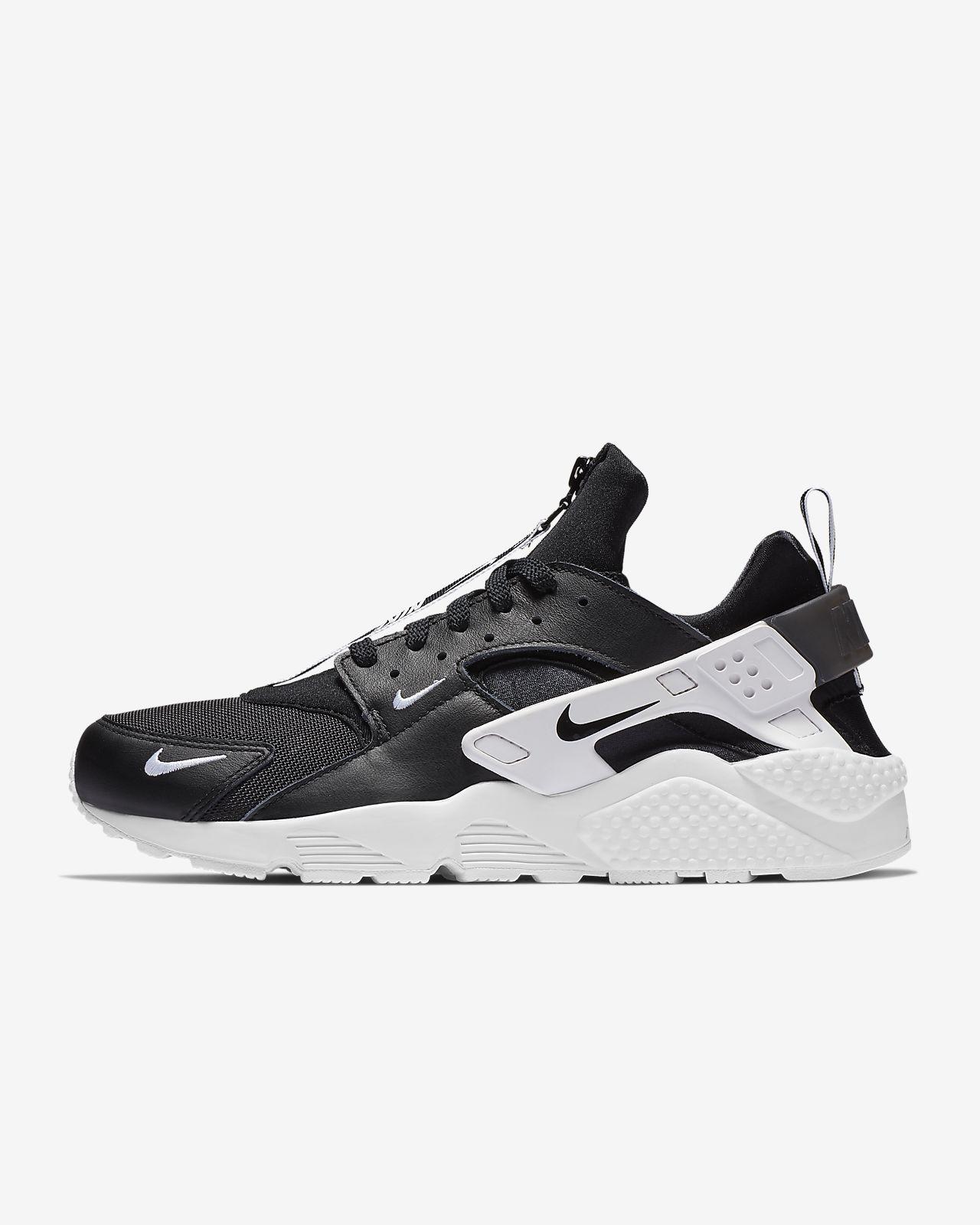 Nike Air Huarache Run Premium Zip Men's Shoe