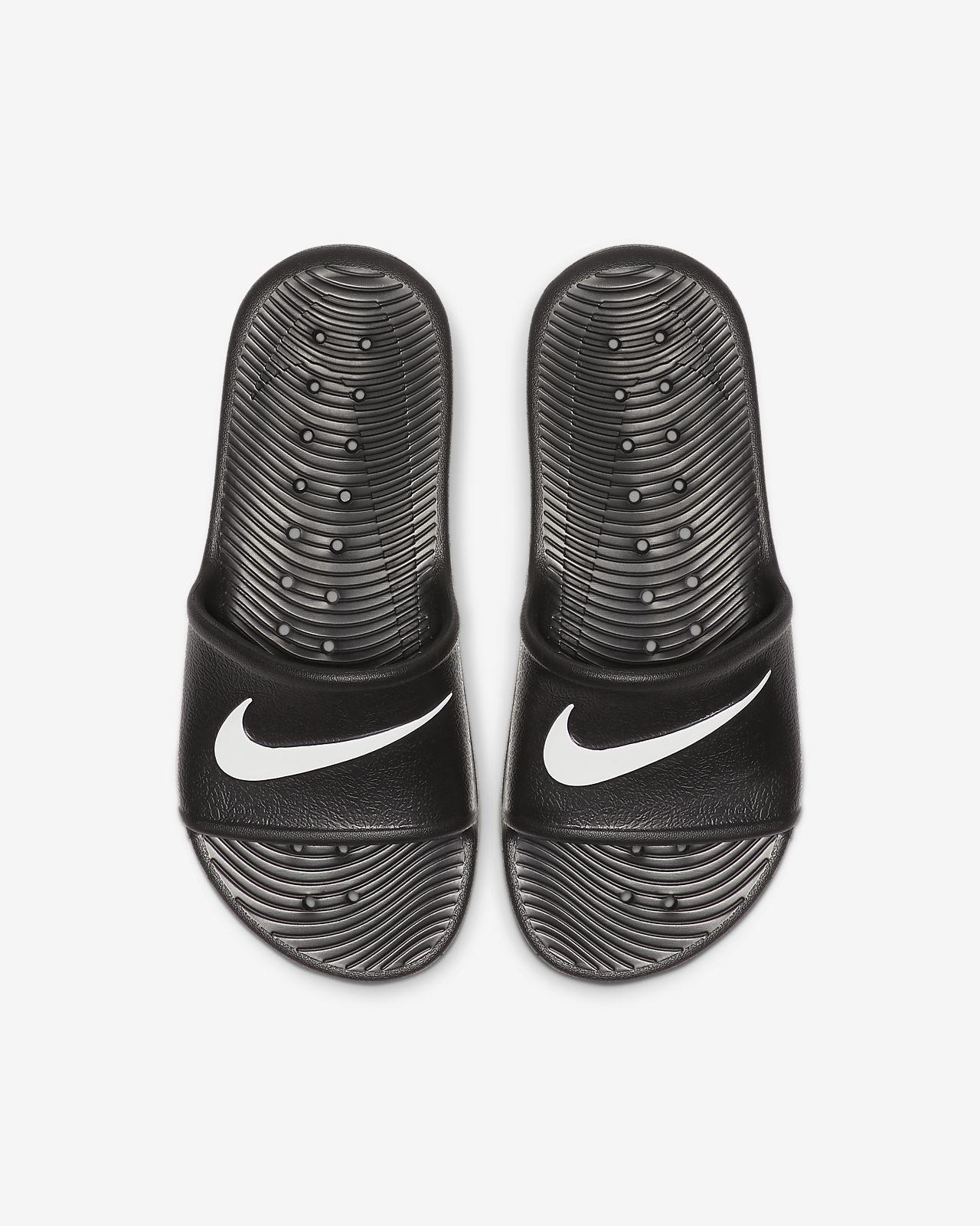 Klapki dla małychdużych dzieci Nike Kawa Shower
