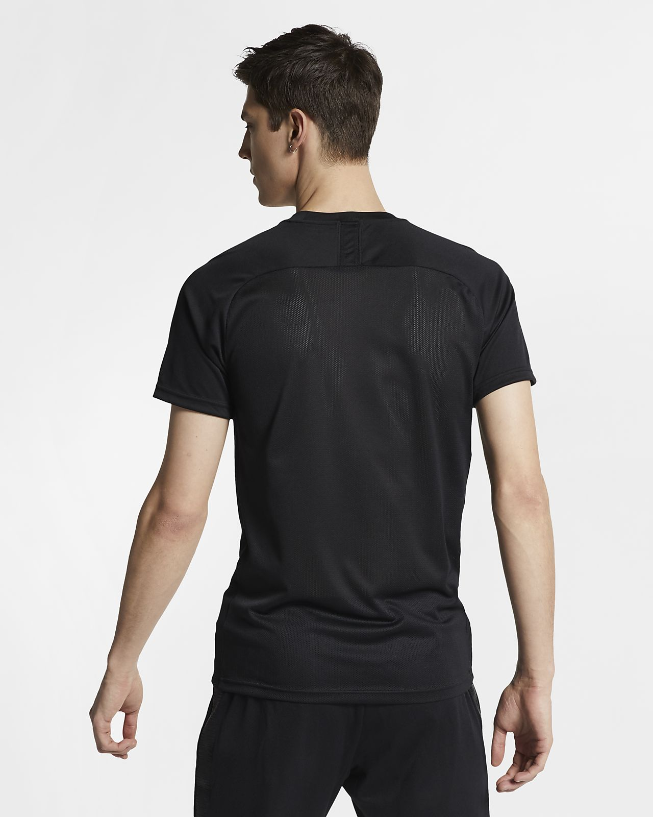 Nike Dri FIT Academy Men's Football Short Sleeve Top