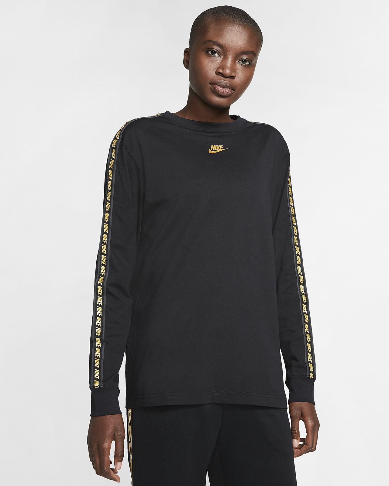 Damska koszulka z długim rękawem Nike Sportswear Essential