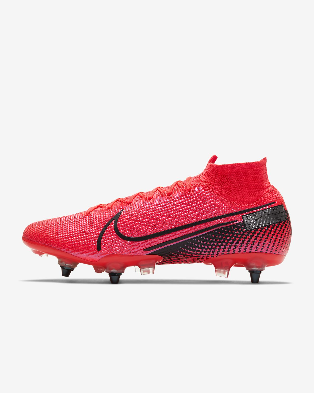 Chaussure de football à crampons pour terrain gras Nike Mercurial Superfly 7 Elite SG PRO Anti Clog Traction