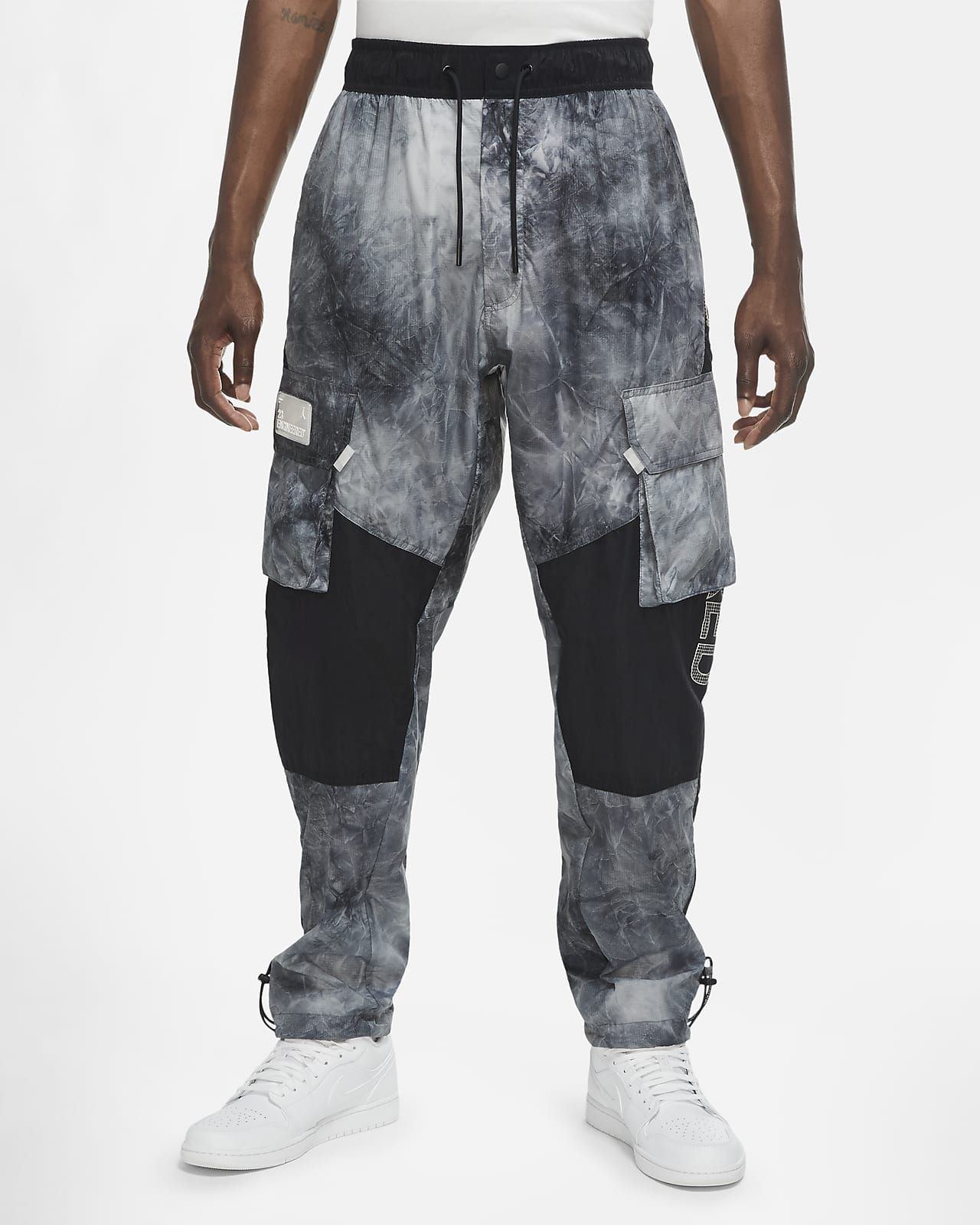 Jordan 23 Engineered Men's Printed Cargo Trousers