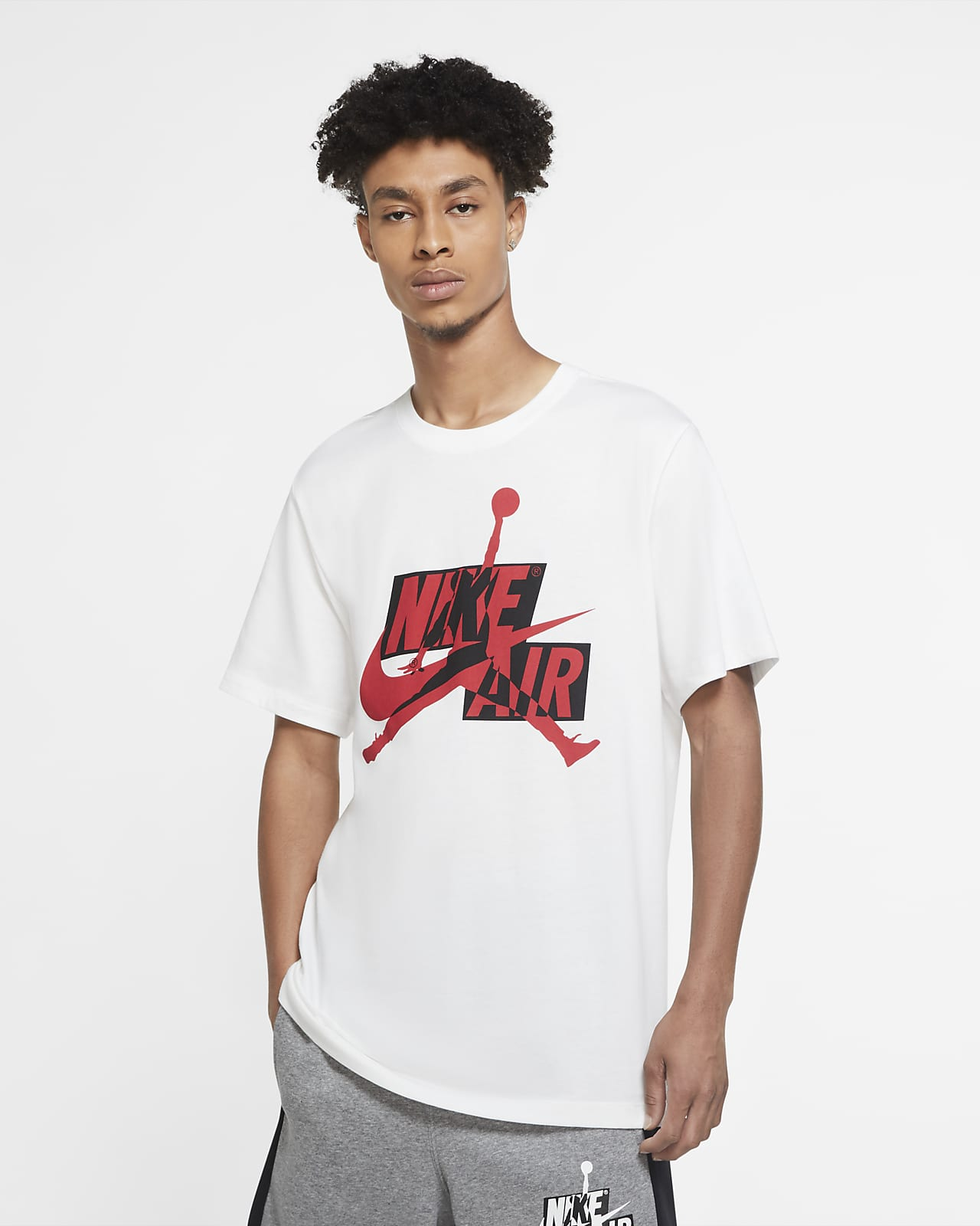 Jordan Jumpman Classics HBR Men's Short-Sleeve Crew
