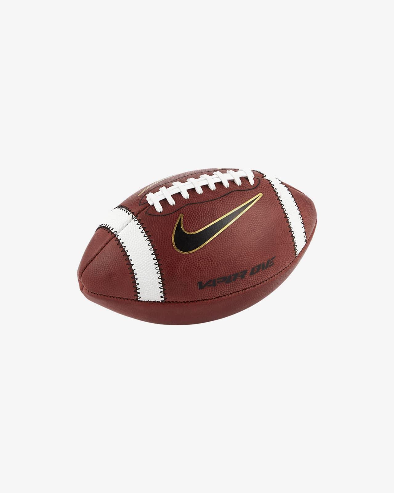 Balón de fútbol americano Nike Vapor 1 Official (desinflado)