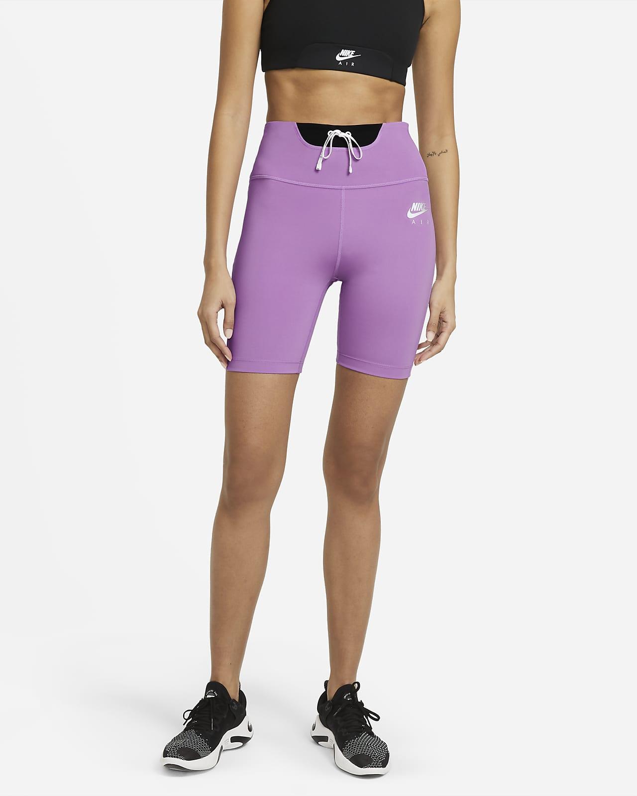 Shorts aderenti da running Nike Air - Donna