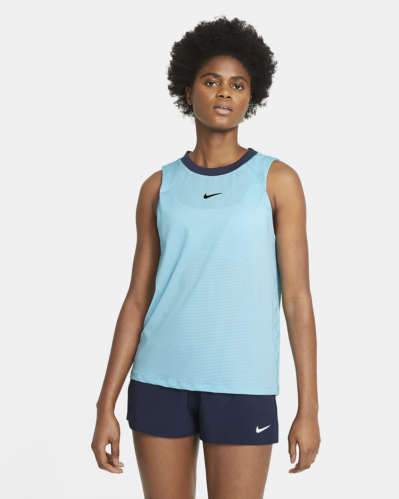 Женская теннисная майка NikeCourt Advantage