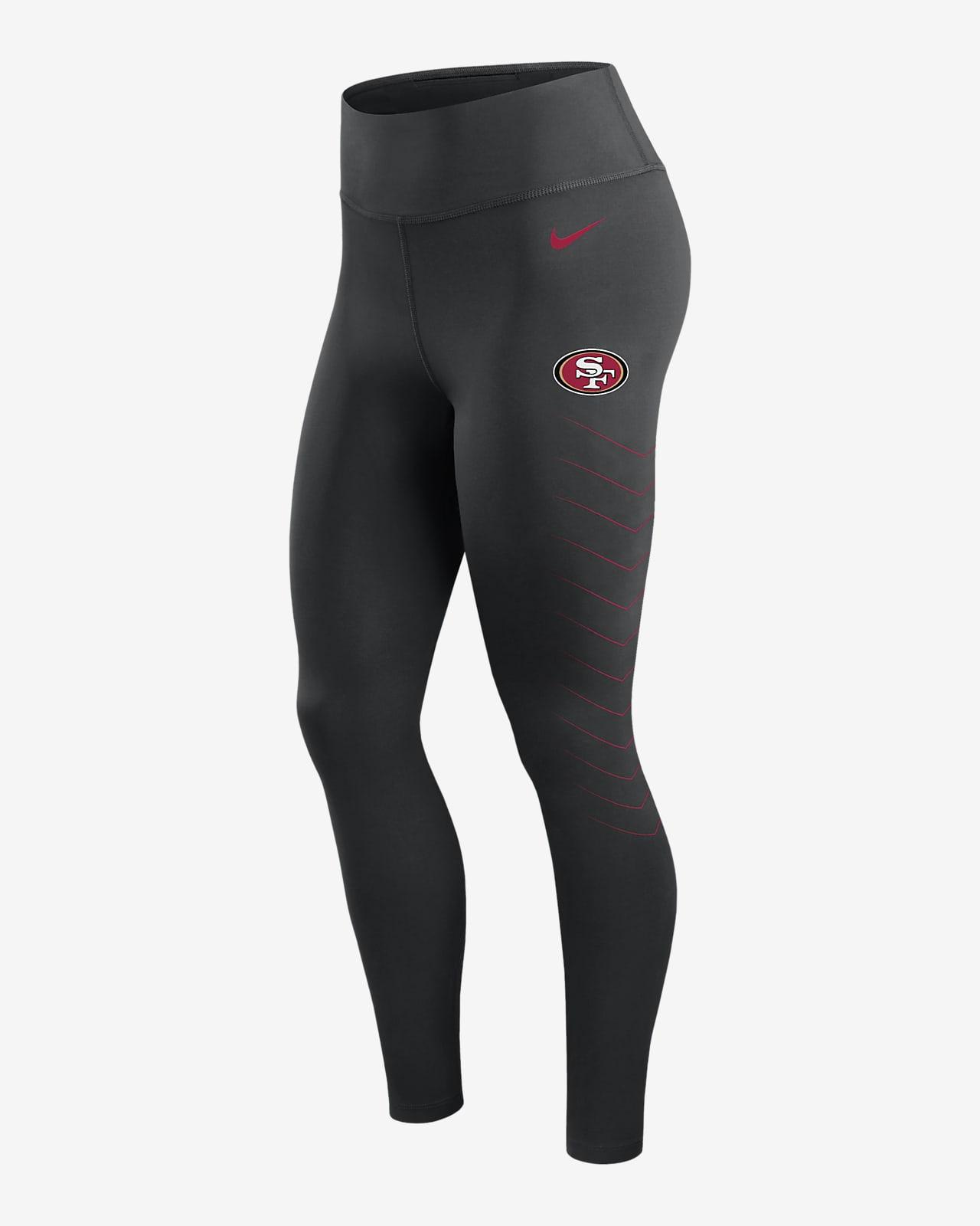 Leggings para mujer Nike Dri-FIT (NFL San Francisco 49ers)