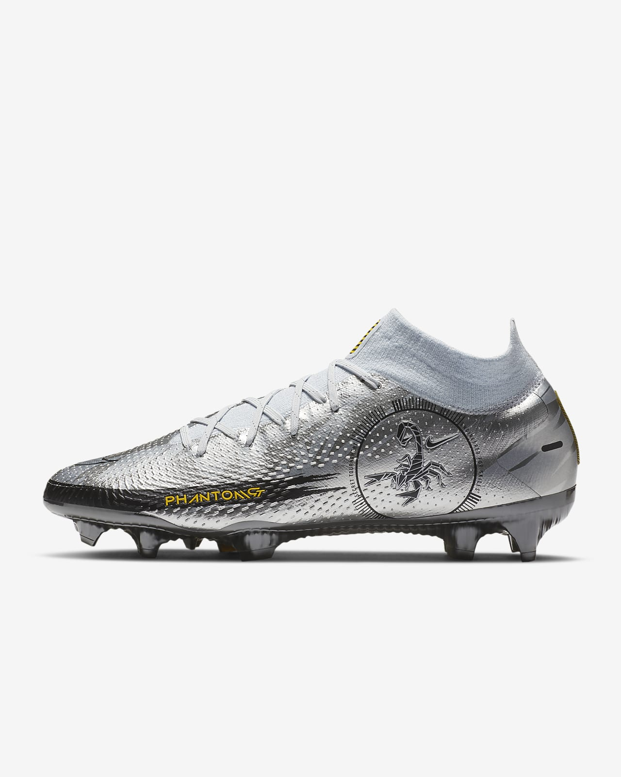 Calzado de fútbol para terreno firme Nike Phantom Scorpion Elite Dynamic Fit FG