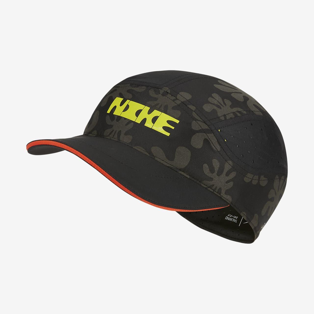 Nike Aerobill Tailwind A.I.R. หมวกแก๊ปวิ่ง Chaz Bear
