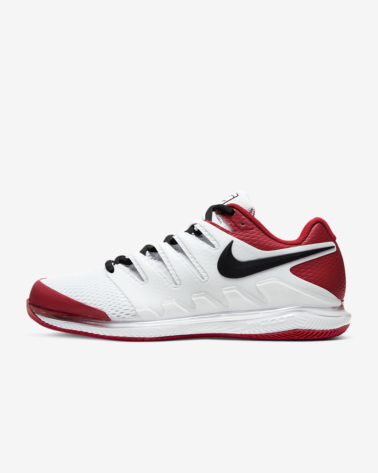 NikeCourt Air Zoom Vapor X Men's Hard Court Tennis Shoe. Nike SE
