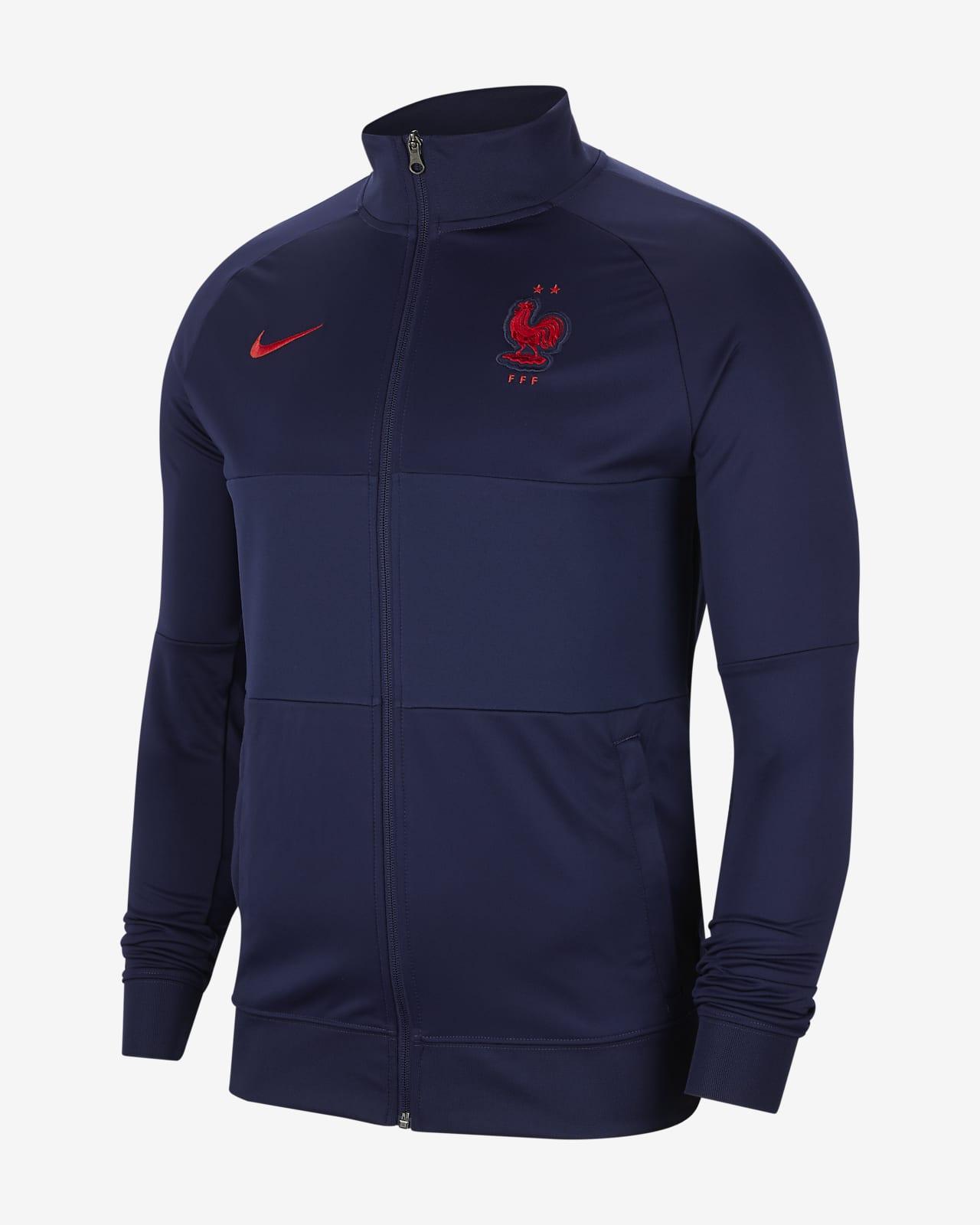 FFF Men's Soccer Track Jacket