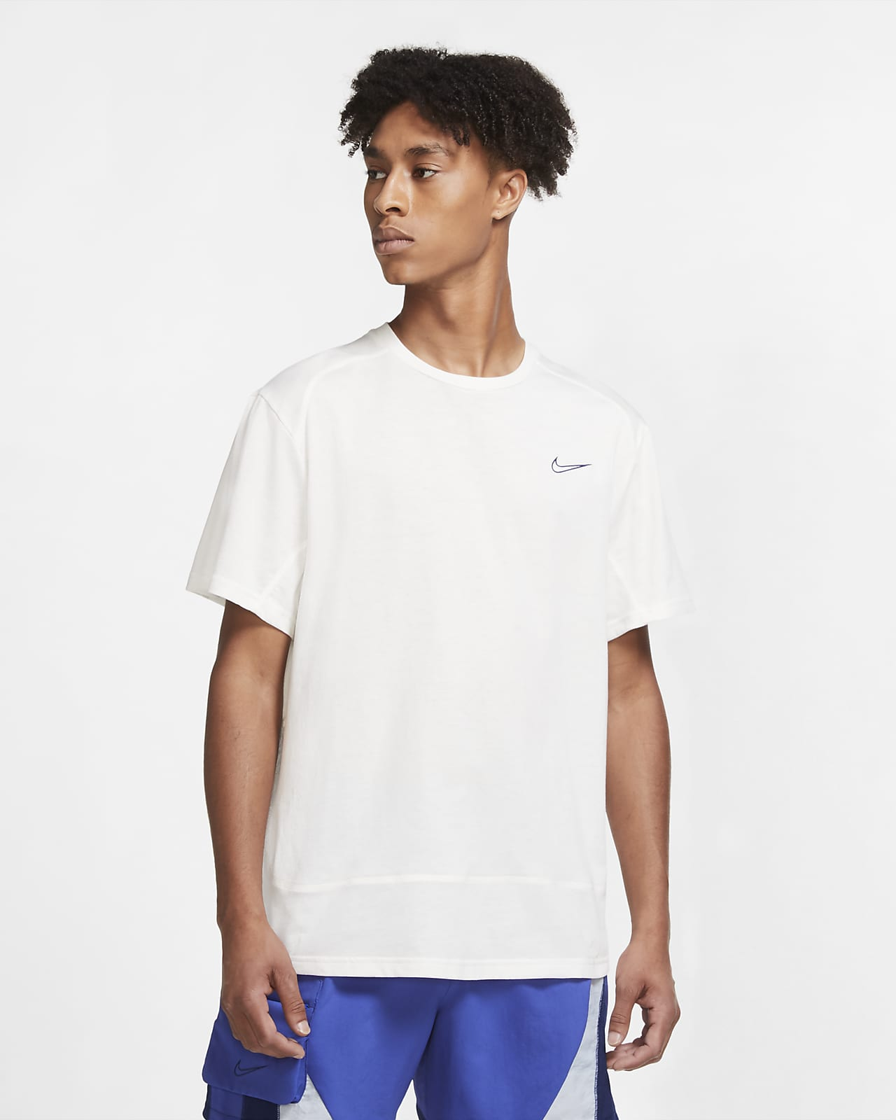 Nike Camiseta de entrenamiento de manga corta - Hombre