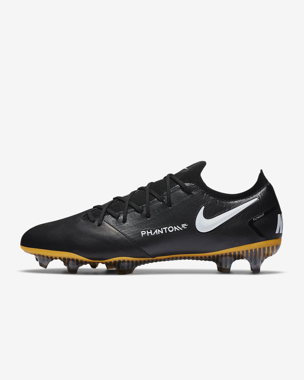 Chaussure de football à crampons pour terrain sec Nike Phantom GT Elite Tech Craft FG