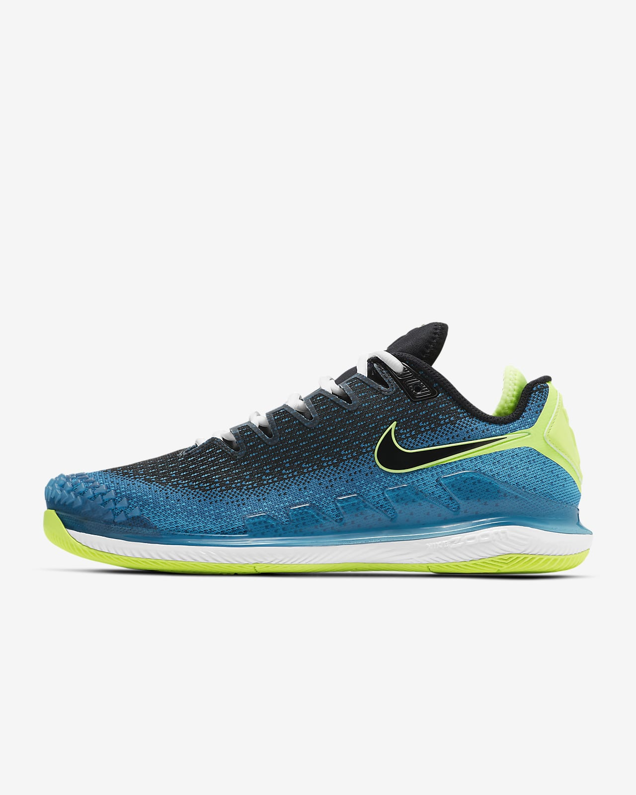 Chaussure de tennis pour surface dure NikeCourt Air Zoom Vapor X Knit pour Homme