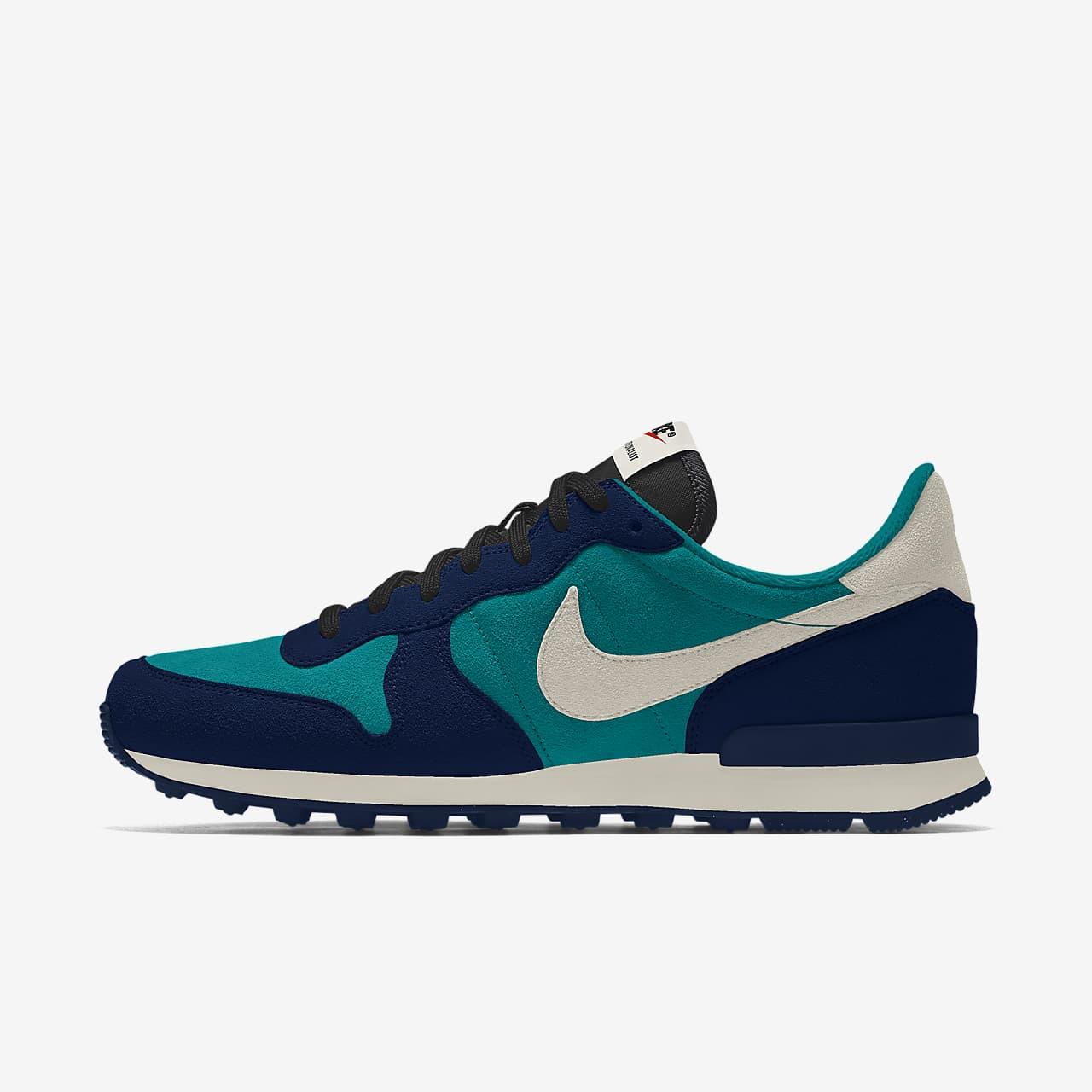 Custom Nike Internationalist By You-sko til kvinder