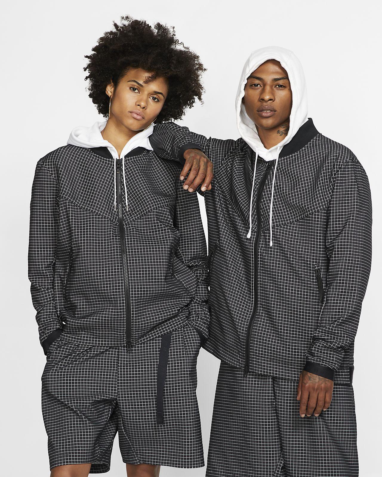 Nike M NSW Tech Pack Jacket Dye dark gray
