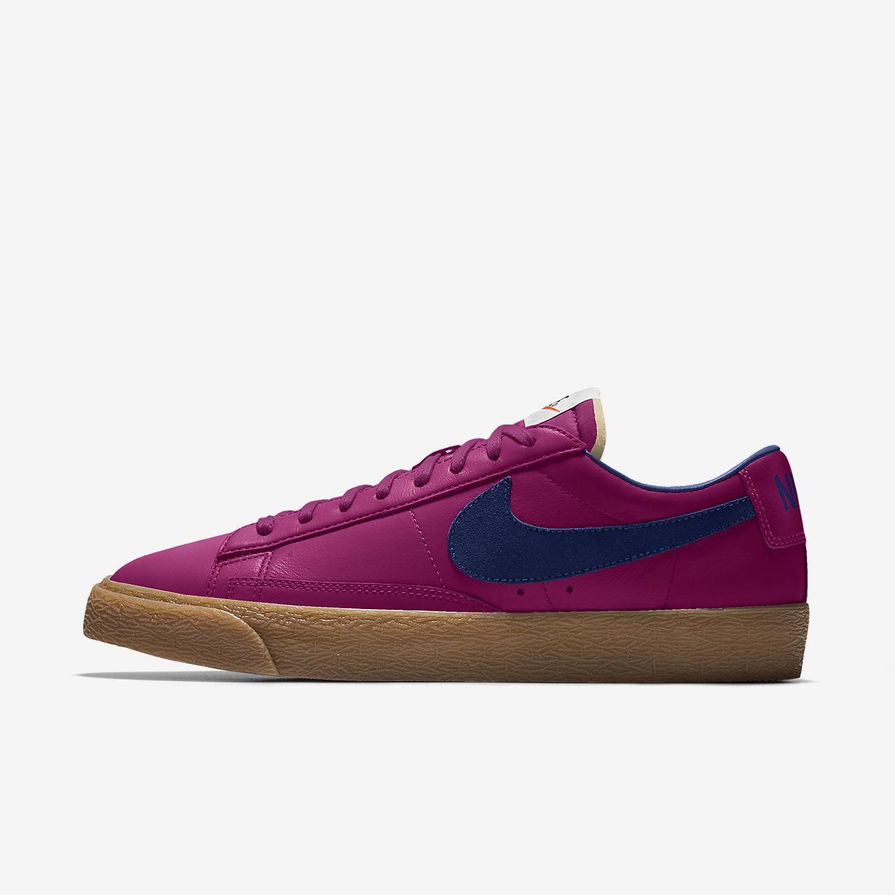 Calzado para mujer personalizado Nike Blazer Low By You