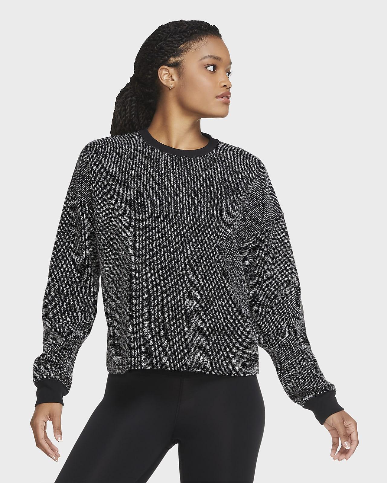 Haut Nike Yoga pour Femme