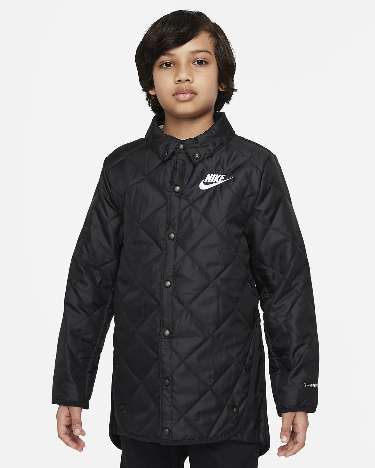 Casaco com enchimento sintético Nike Sportswear Júnior