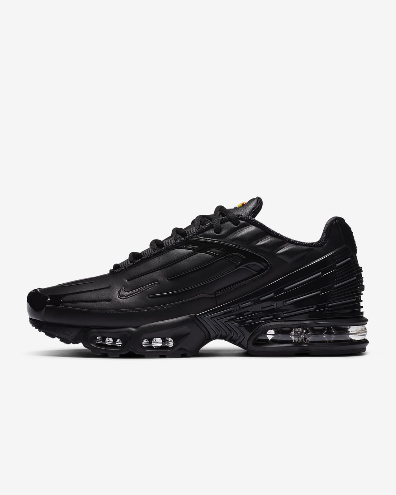Nike Air Max Plus 3 Leather Men's Shoe