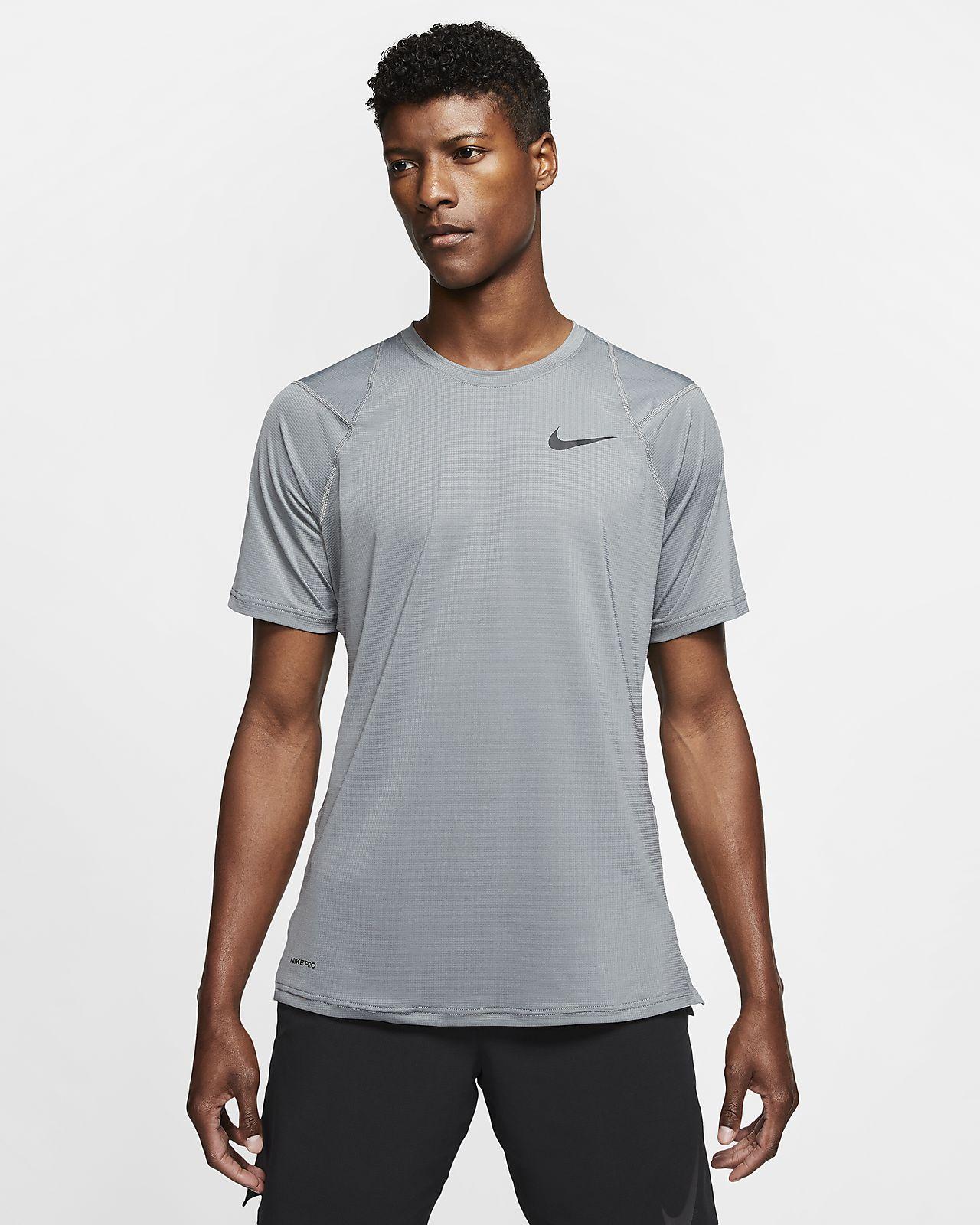 Nike Pro–kortærmet top til mænd. Nike DK