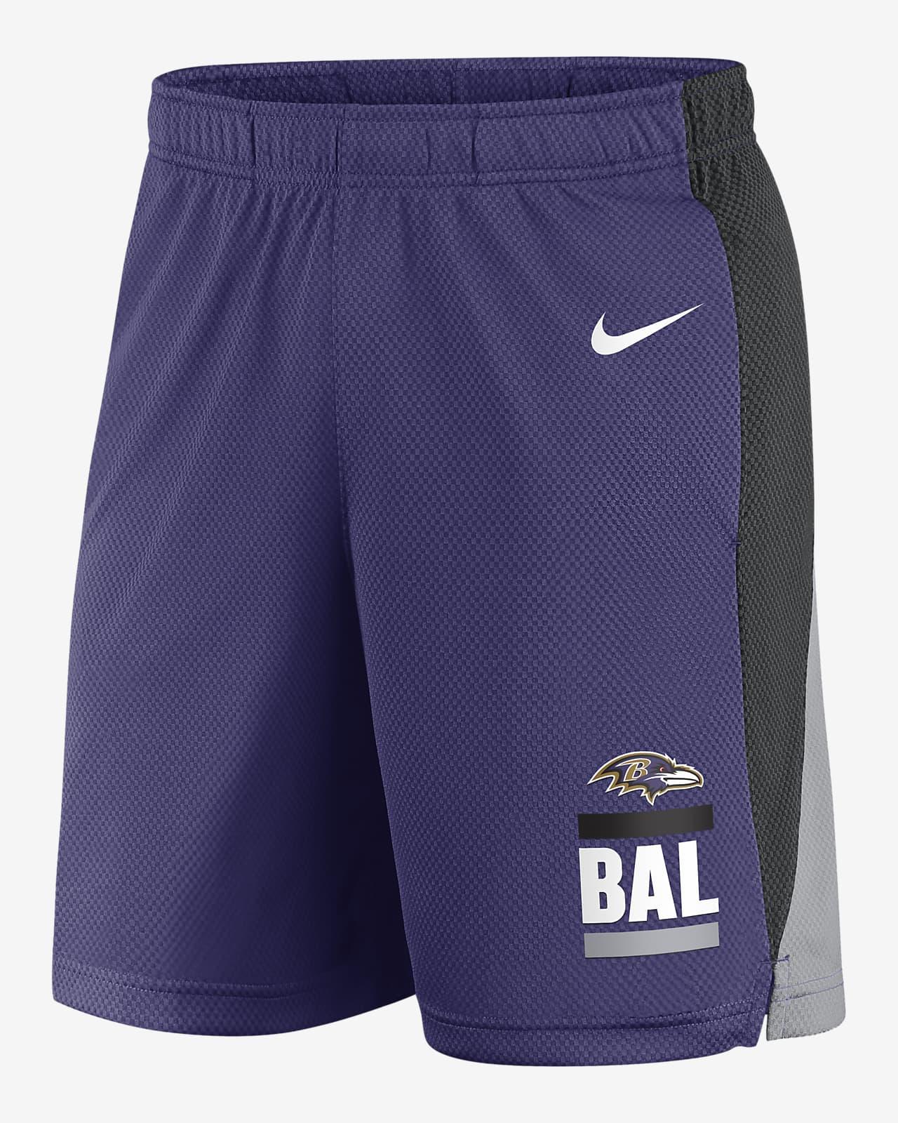 Nike Dri-FIT Broadcast (NFL Baltimore Ravens) Men's Shorts