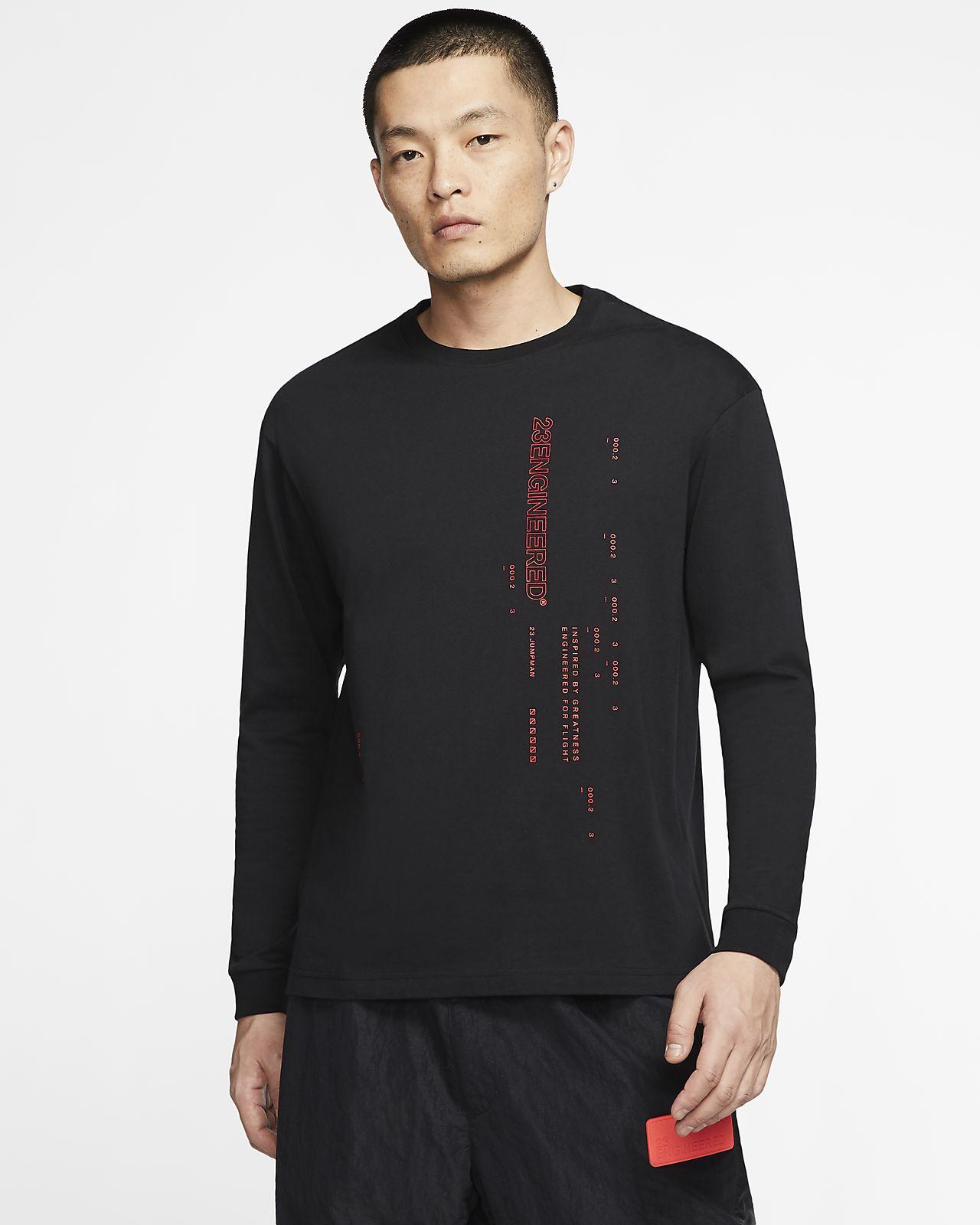 Jordan 23 Engineered 男子长袖T恤