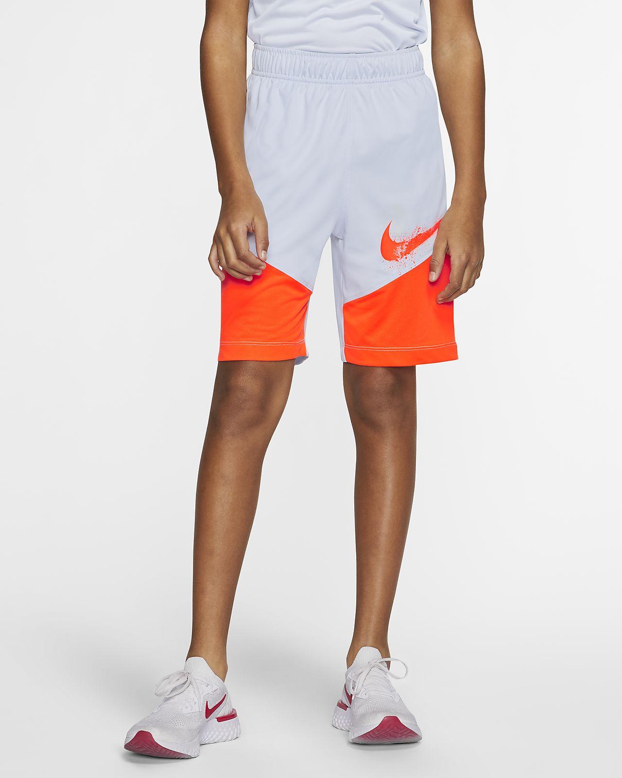 Nike Big Kids' (Boys') Graphic Training Shorts