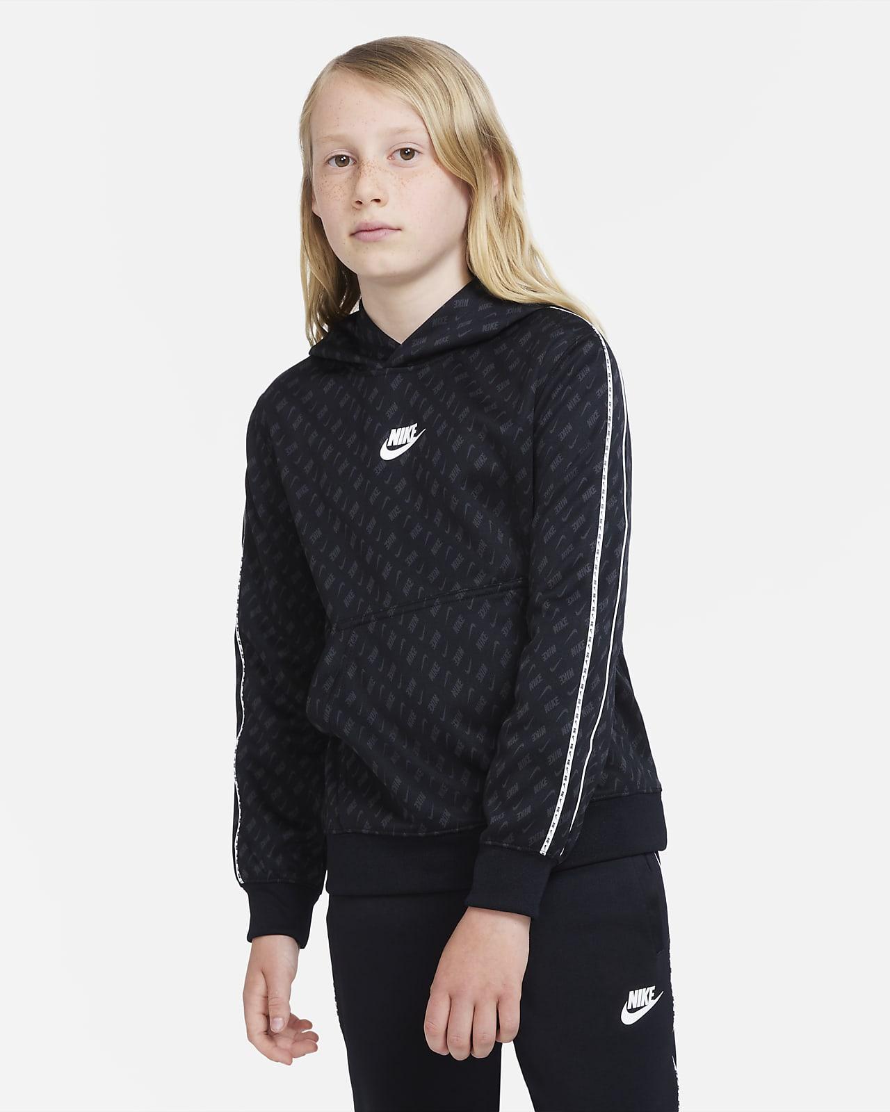 Felpa con cappuccio Nike Sportswear - Ragazzo