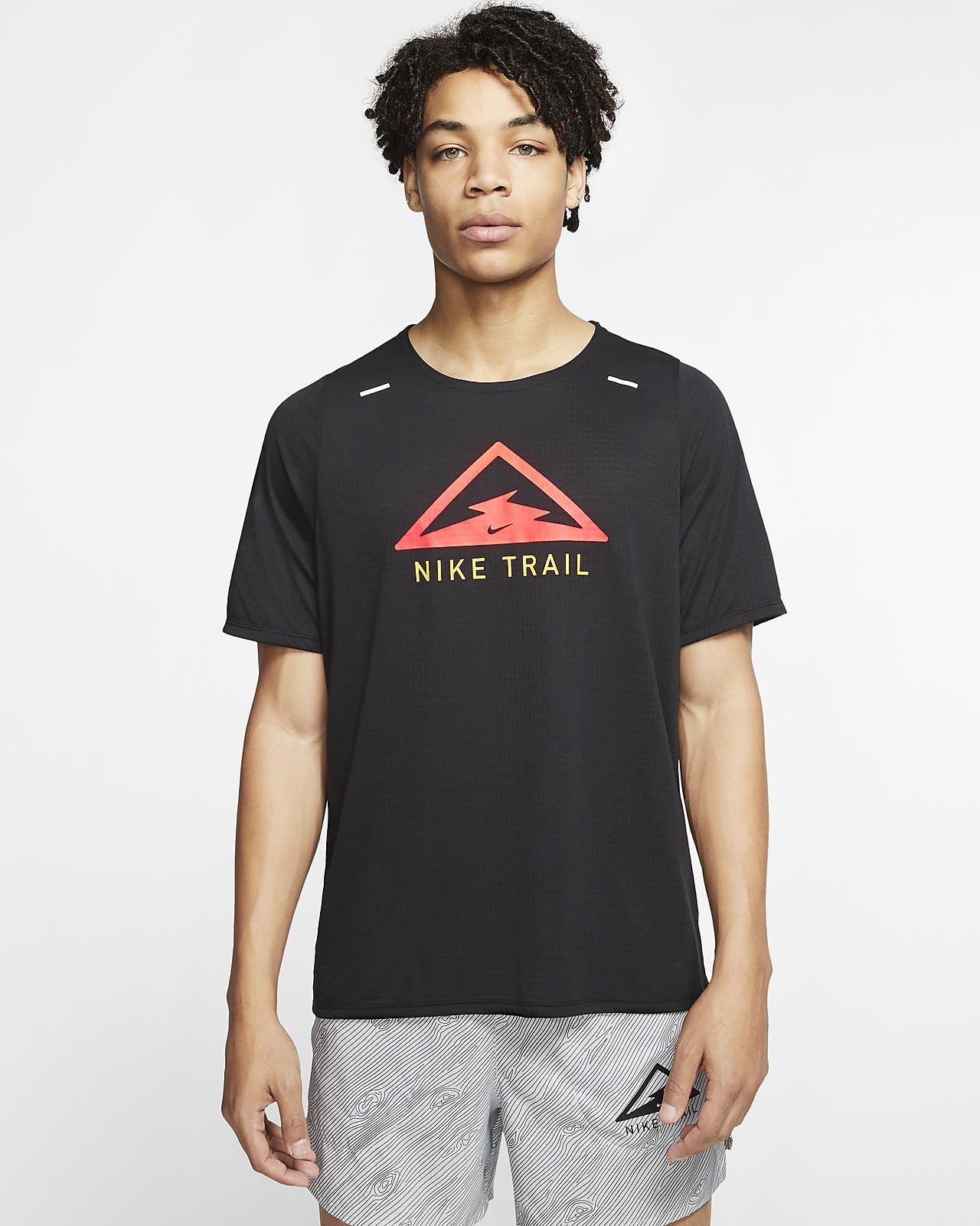 Nike Rise 365 Trail Samarreta de trail running sense mànigues - Home