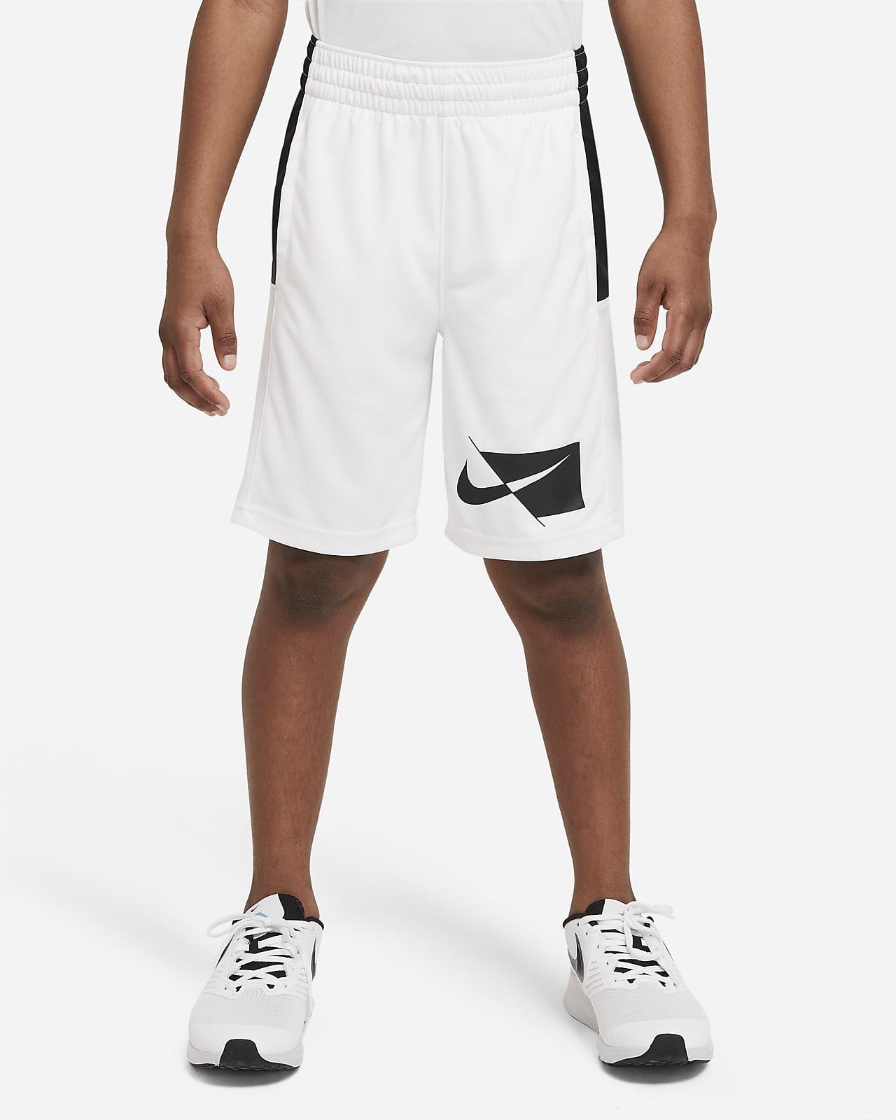 Shorts de entrenamiento para niño talla grande Nike Dri-FIT