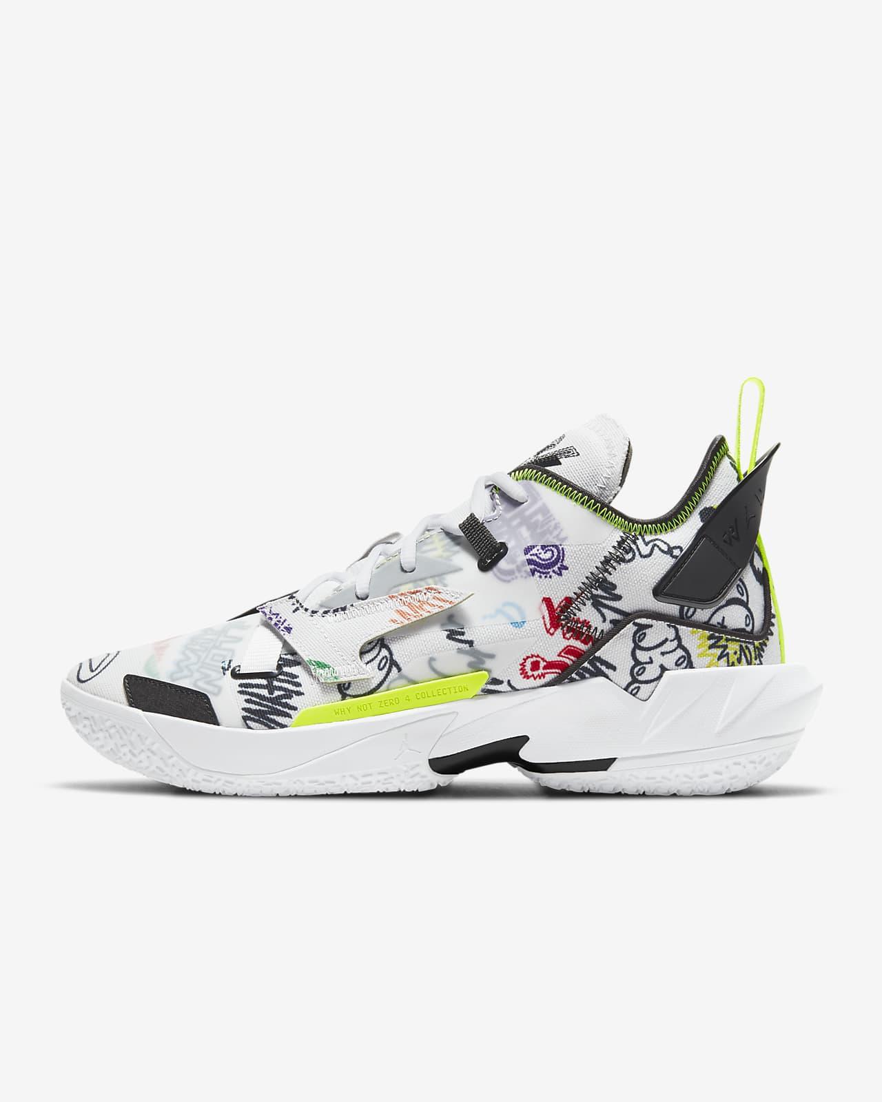 """Jordan """"Why Not?"""" Zer0.4 Basketbol Ayakkabısı"""