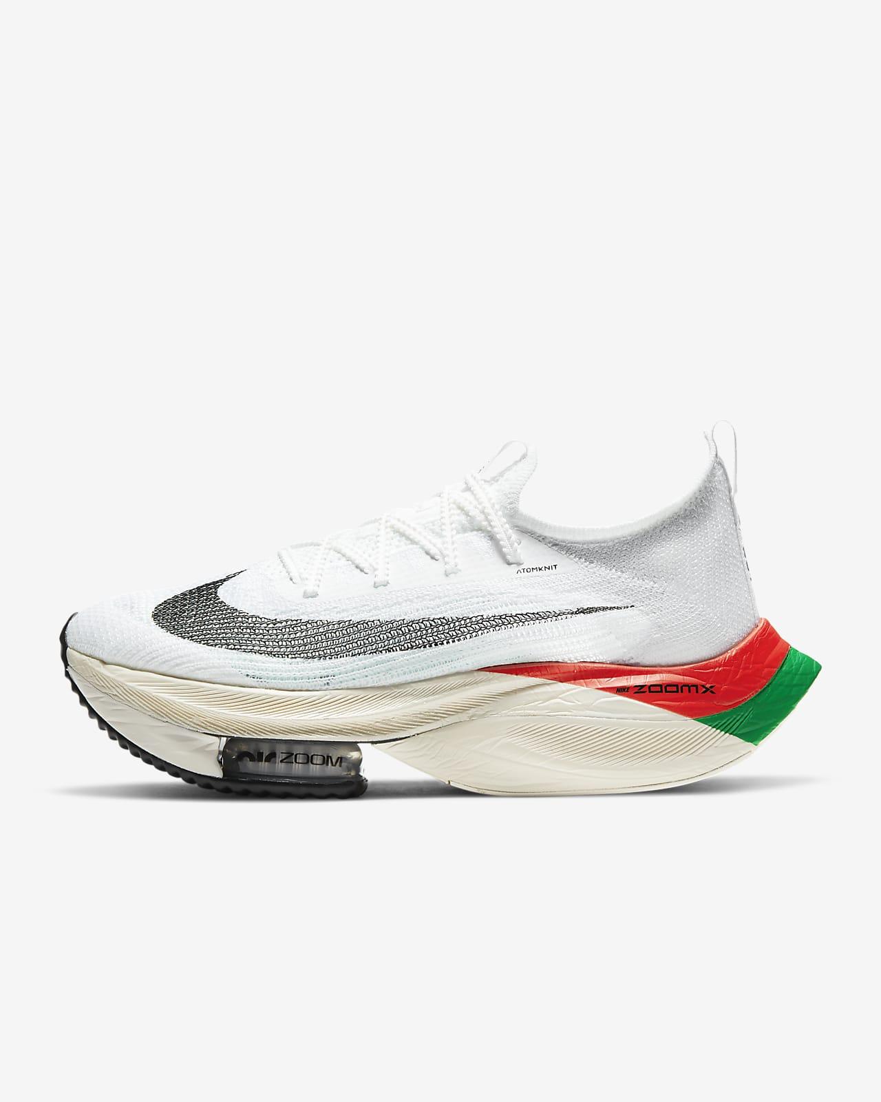 Nike Air Zoom Alphafly NEXT% Eliud Wedstrijdschoenen voor dames (straat)