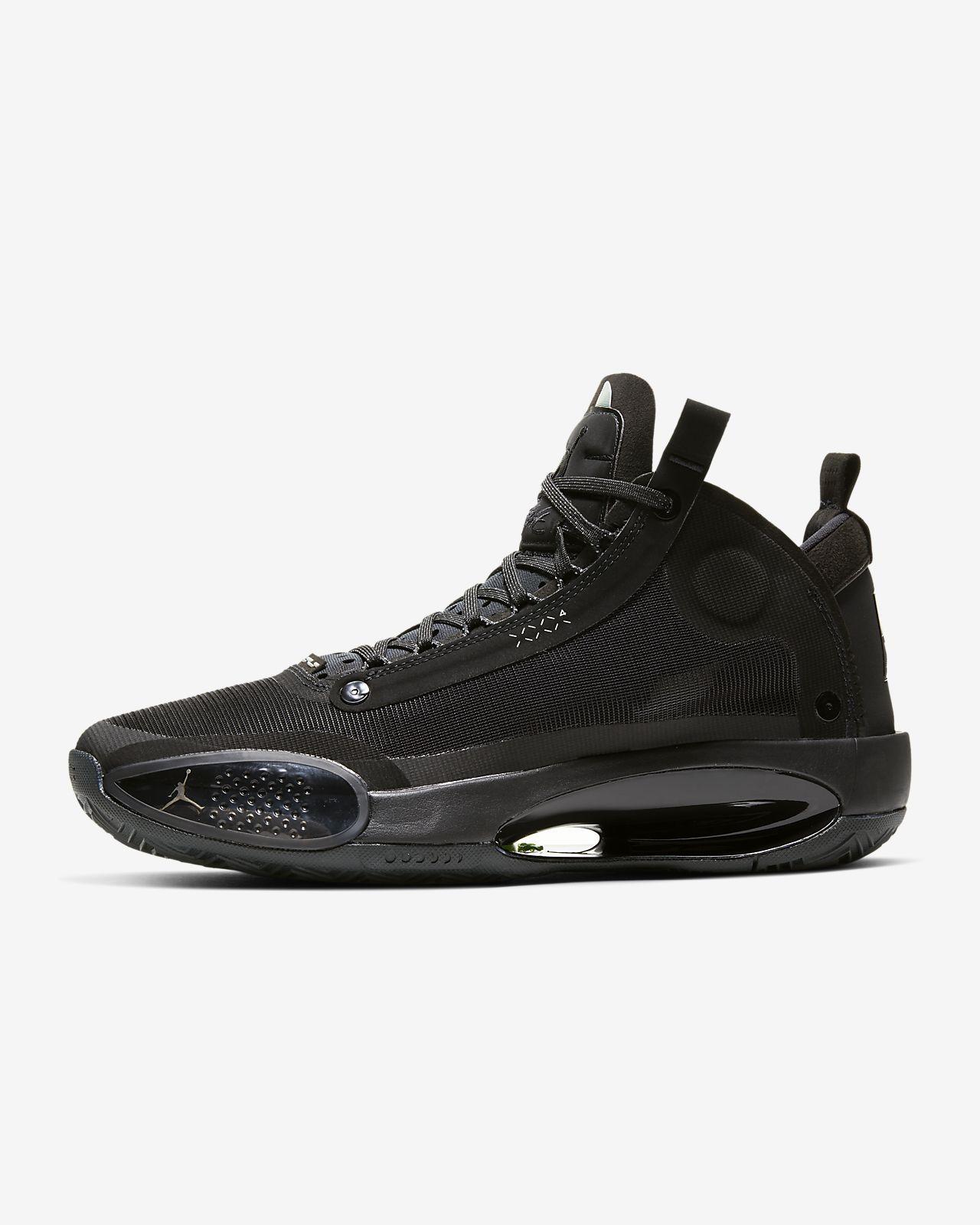 Nike Pg 3 férfi kosárlabda cipő fekete 43