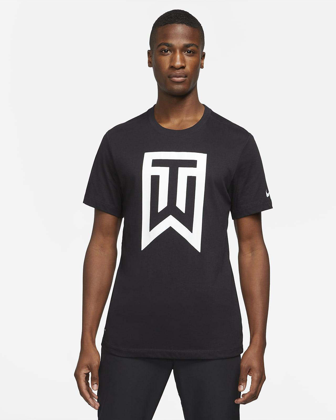 Tiger Woods Men's Logo Golf T-Shirt