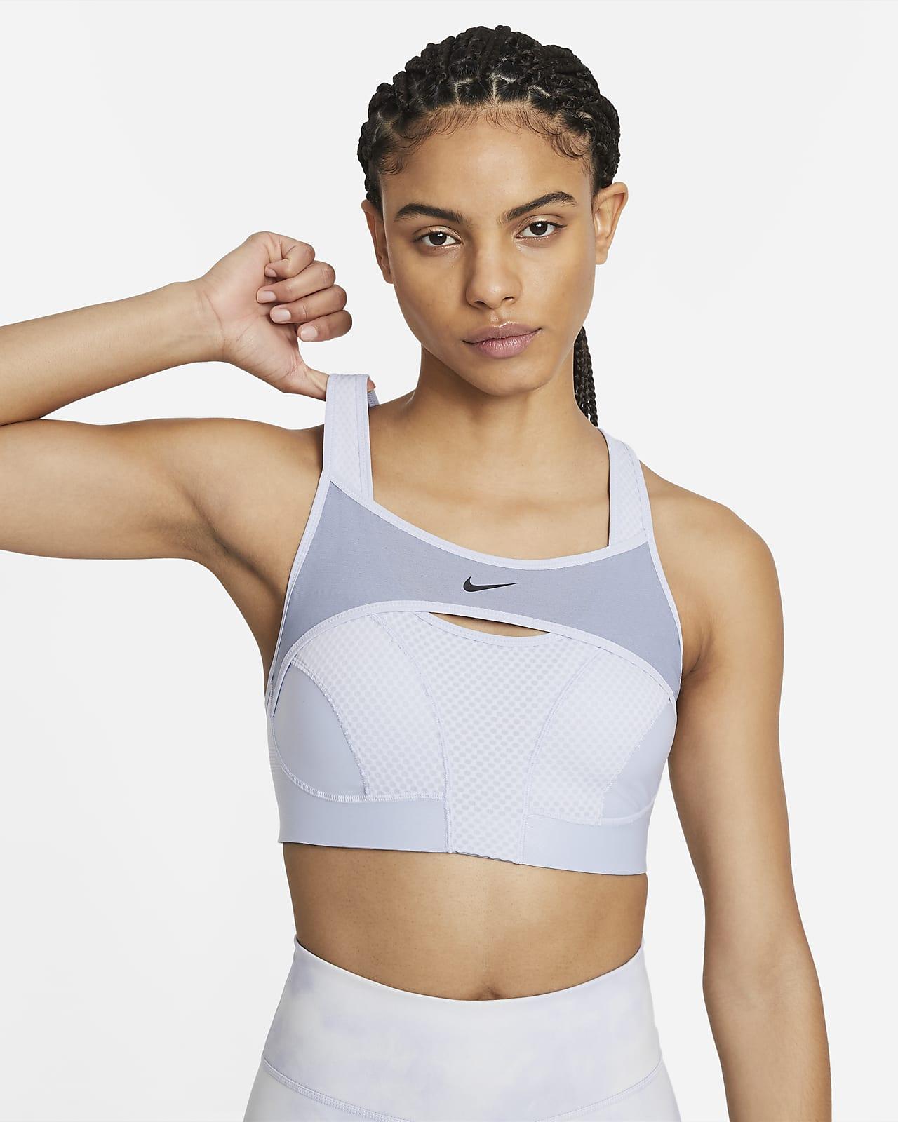 Brassière de sport à maintien supérieur Nike Alpha UltraBreathe pour Femme