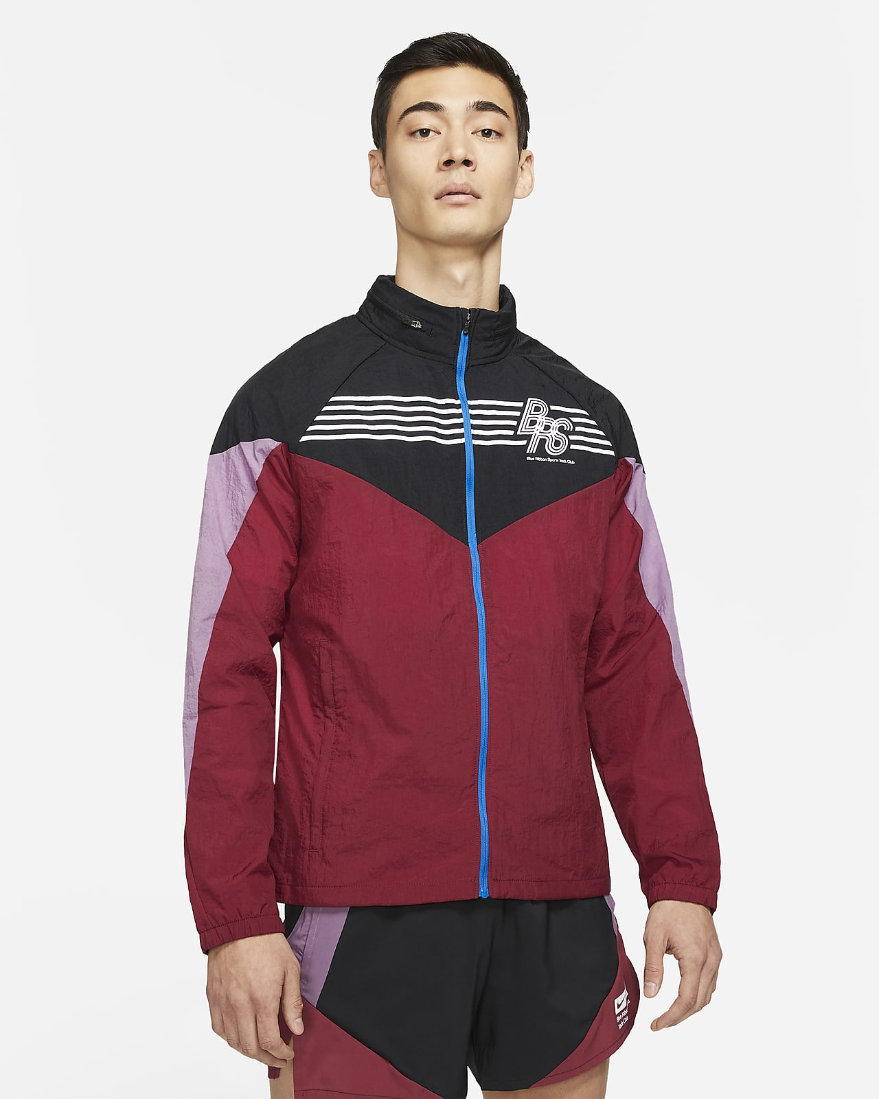 Nike Windrunner BRS Men's Running Jacket
