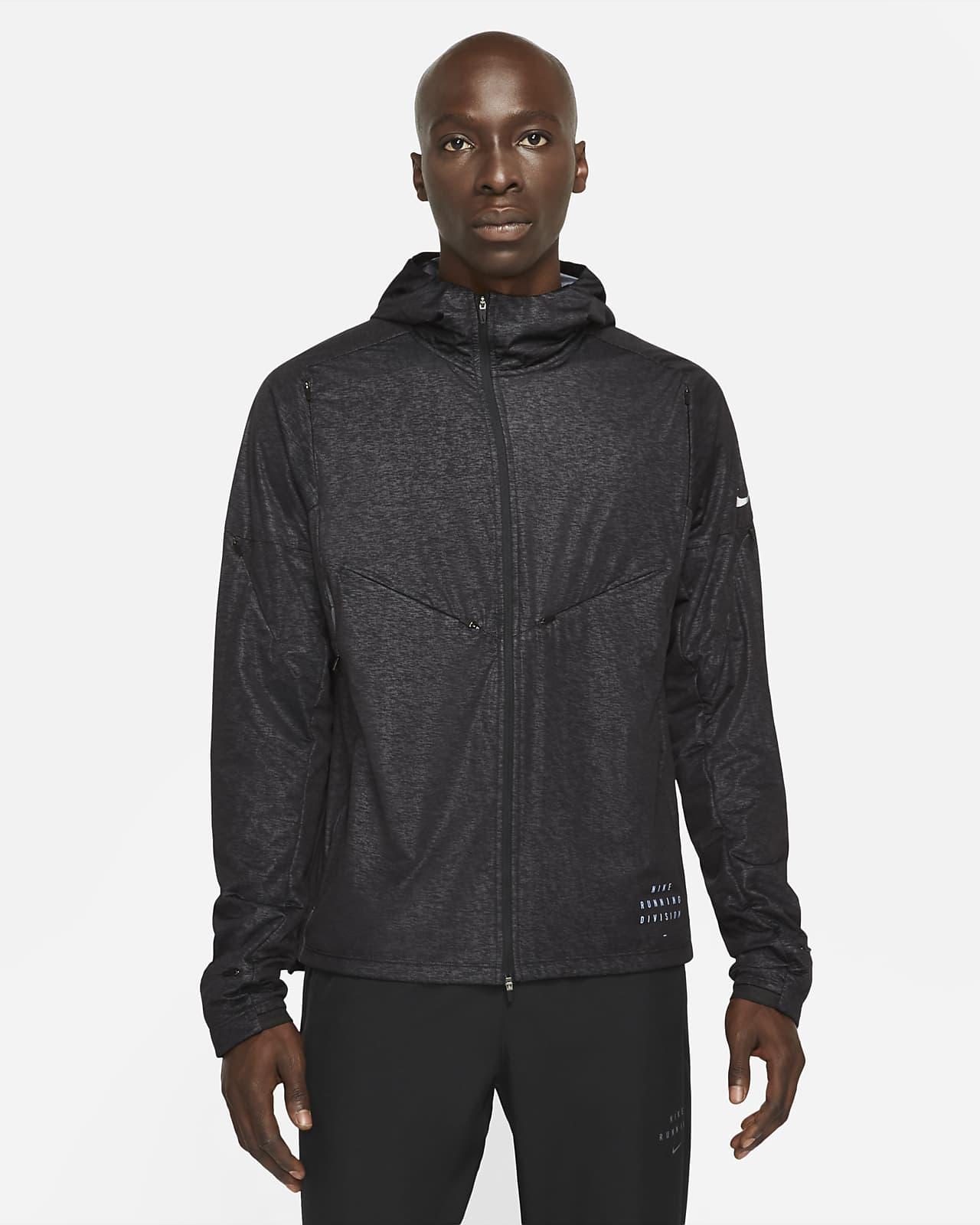 Nike Pinnacle Run Division Men's Printed Running Jacket