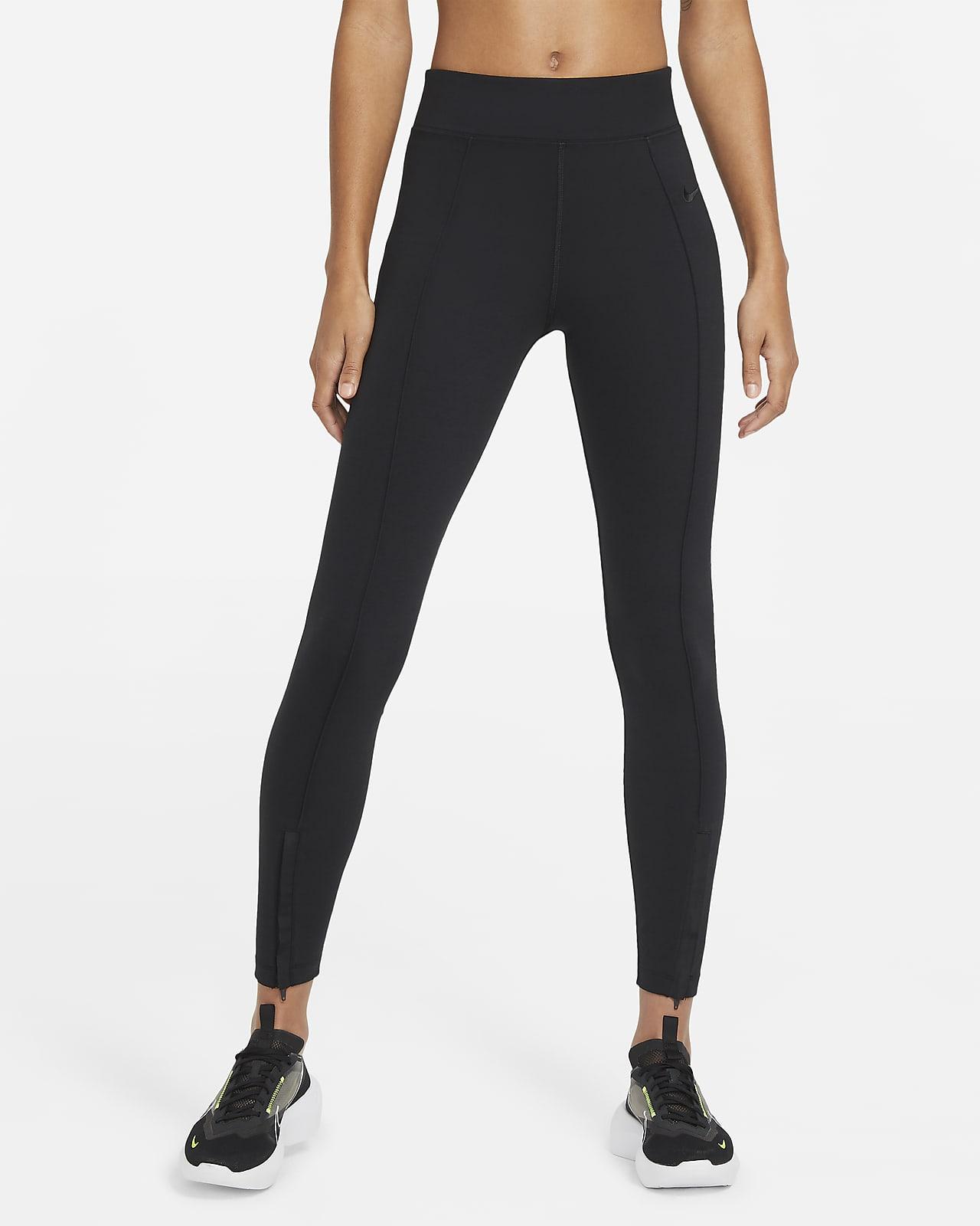 Nike Sportswear Leg-A-See Damen-Leggings mit hohem Bündchen
