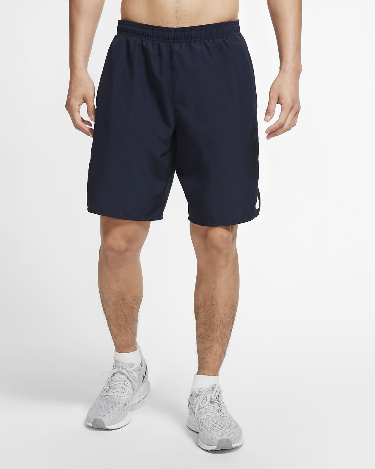 Nike Challenger Men's 23cm (approx.) Brief-Lined Running Shorts