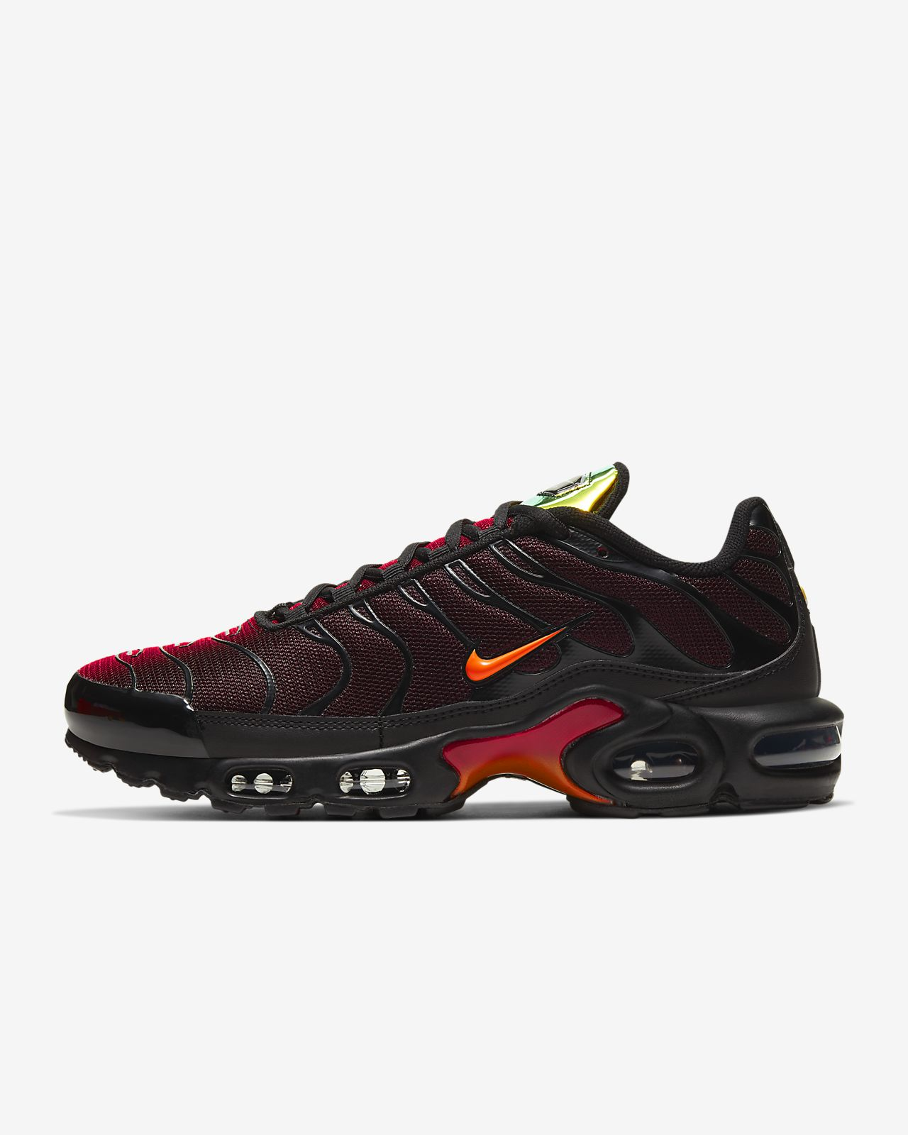 air max tn homme orange