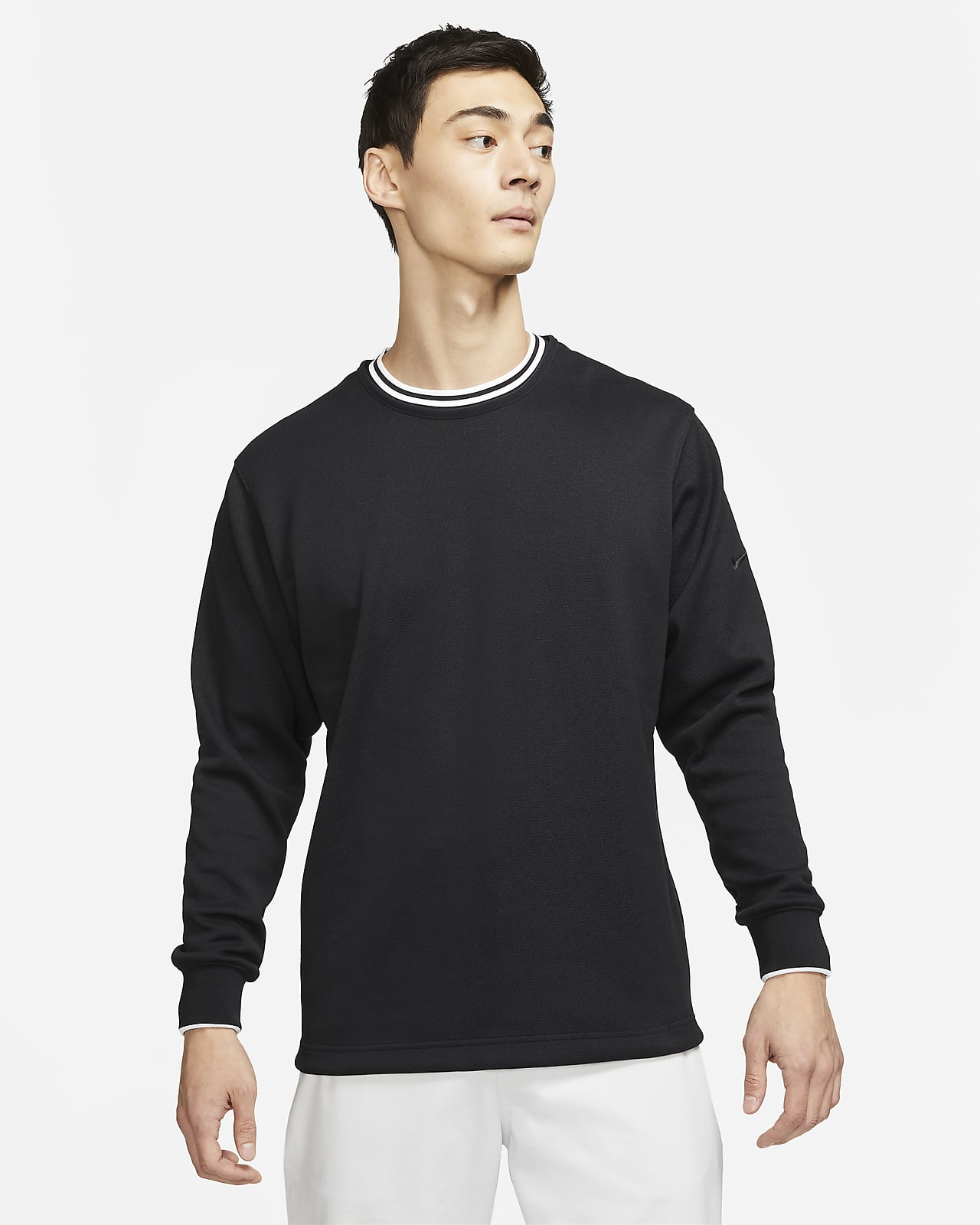 Nike Dri-FIT Golf-Rundhalsshirt für Herren
