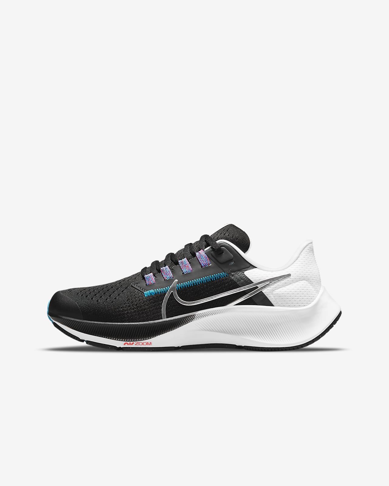Calzado de running para niños talla pequeña/grande Nike Air Zoom Pegasus 38