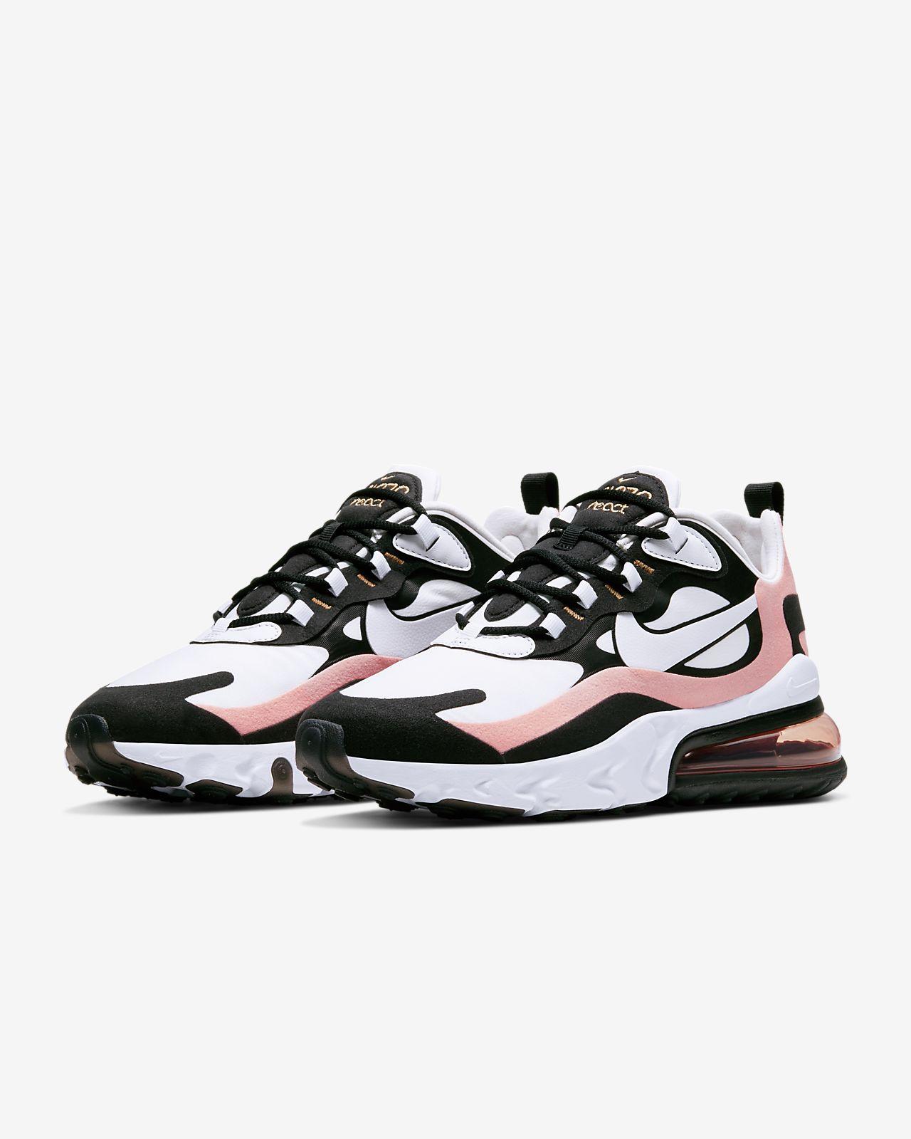 Nike Air Max 270 React sko til kvinder