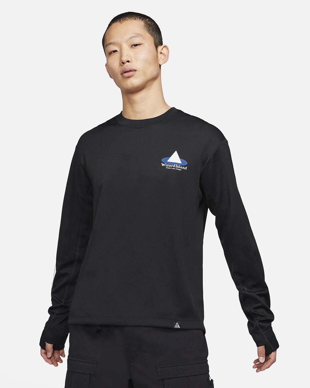 Nike ACG 'Wizard Island' Long-Sleeve Top